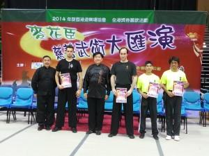 Фестиваль кунг-фу. Гонконг 2014 р.